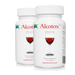Alcotox 2 bottles